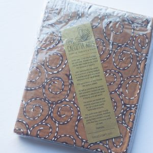 Sari Book - Brown
