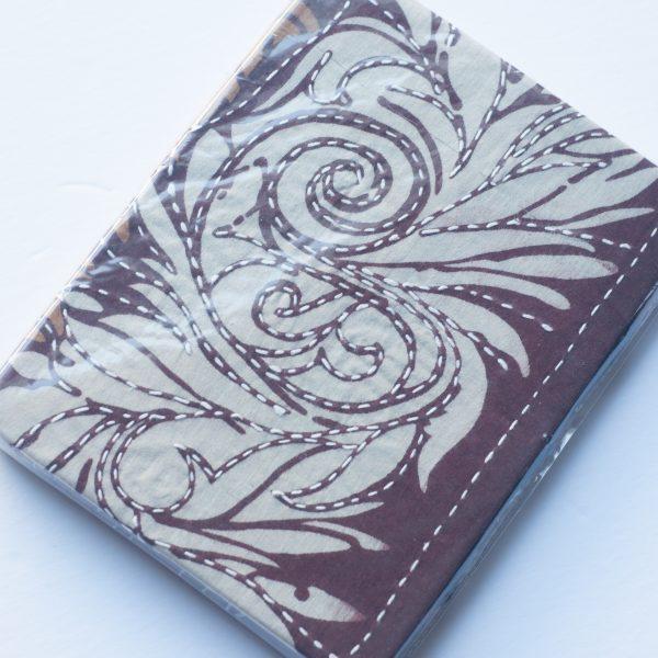 Sari Book - Brown