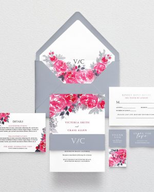 Red-roses-wedding-suite-Card&inserts